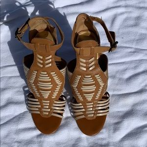 New Dolce vita leather heels